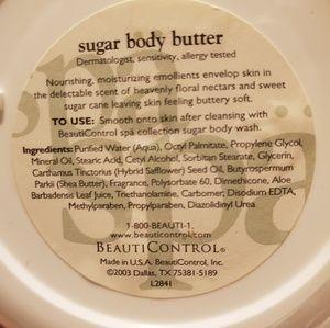 beauticontrol Makeup - BeautiControl Sugar body butter